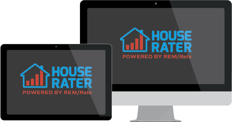 HouseRater Energy Rating Service IPad And Desktop Displays