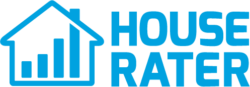 HouseRater Stacked Logo